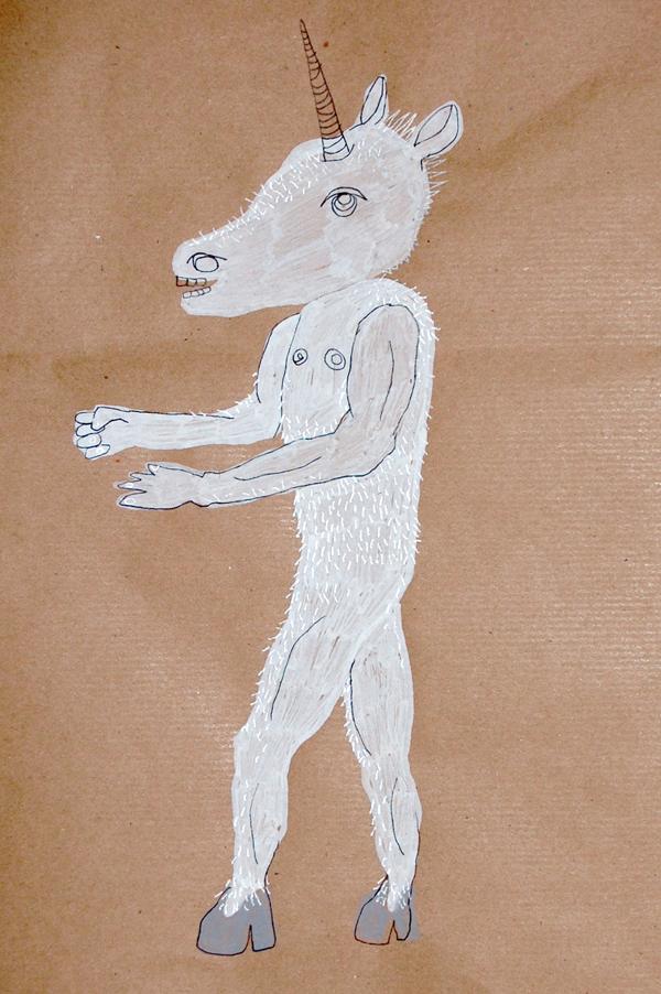 Bipedal Unicorn