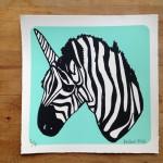 Amber Elise - Zebra Print | www.ambereliseprints.com