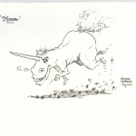 Steve Gibson - Mona the Unicorn