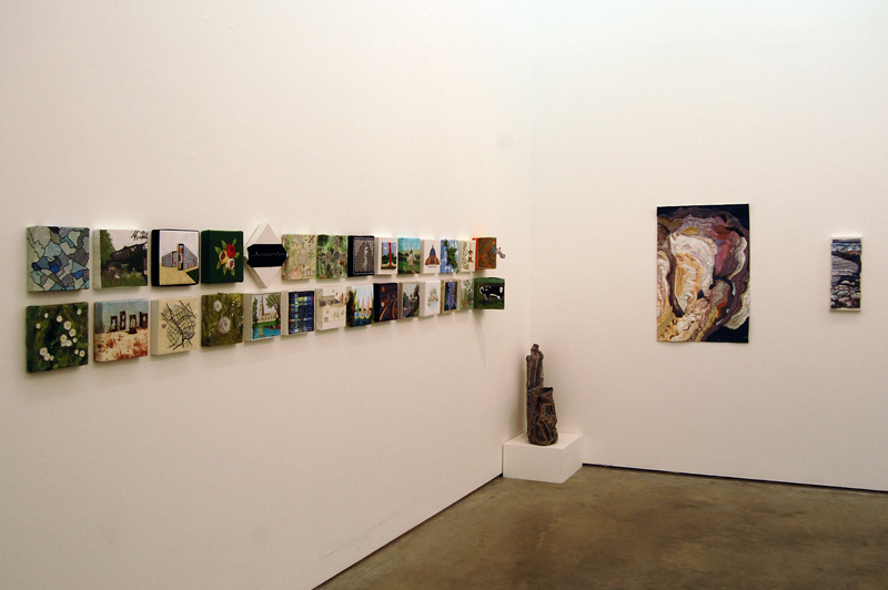 Hemmed In Exhibition MK Gallery