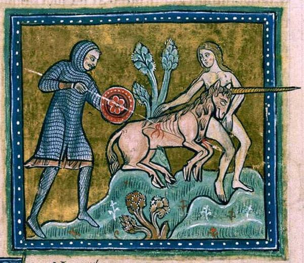 Hunting the Medieval Unicorn