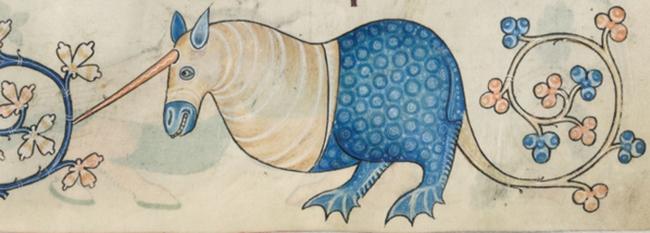 Medieval_Unicorn_Beast