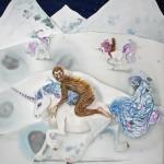 Layla Holzer - Unicorn & Wolfman | www.laylaholzer.co.uk