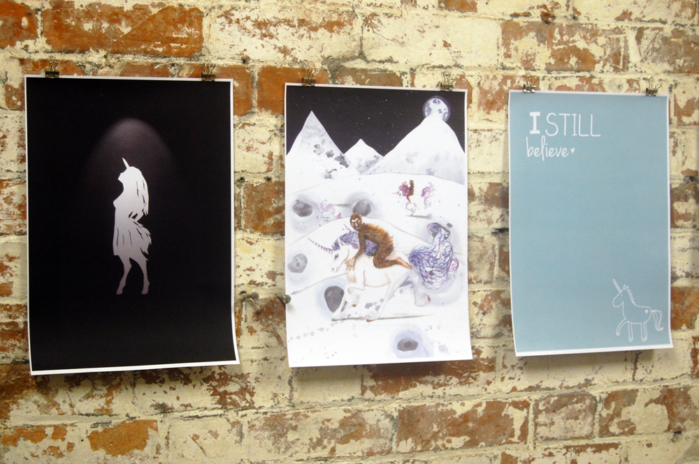 Charmed at The Print Market Project