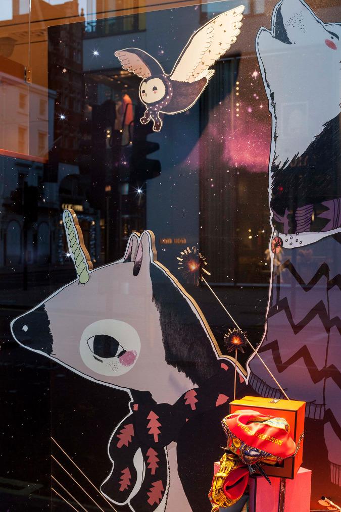 Julia Potts Hermes Unicorns
