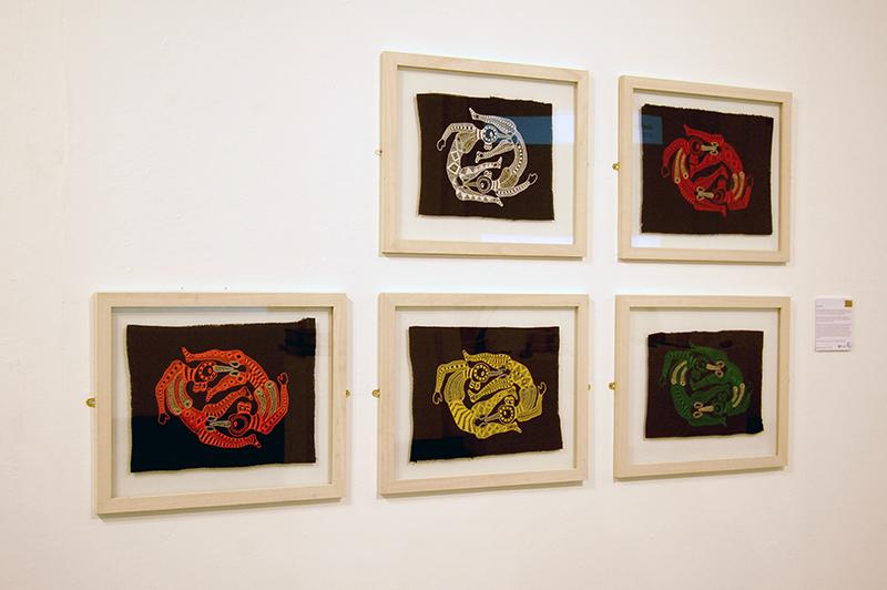Spike Dennis - Drawing in Between | Howard Gardens Gallery