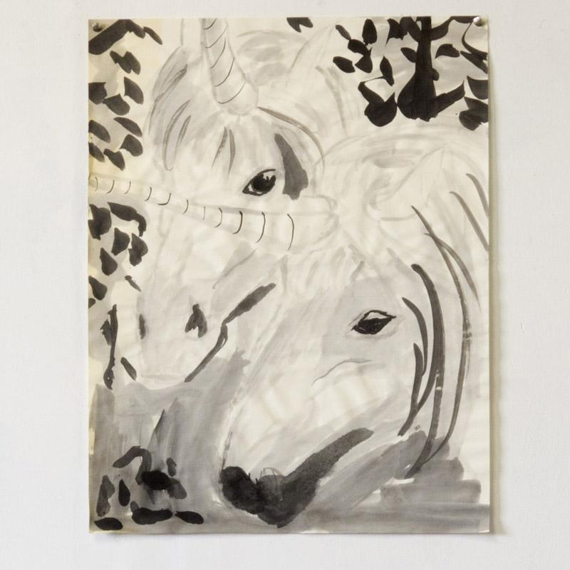 Unicorns by Georgie Flood