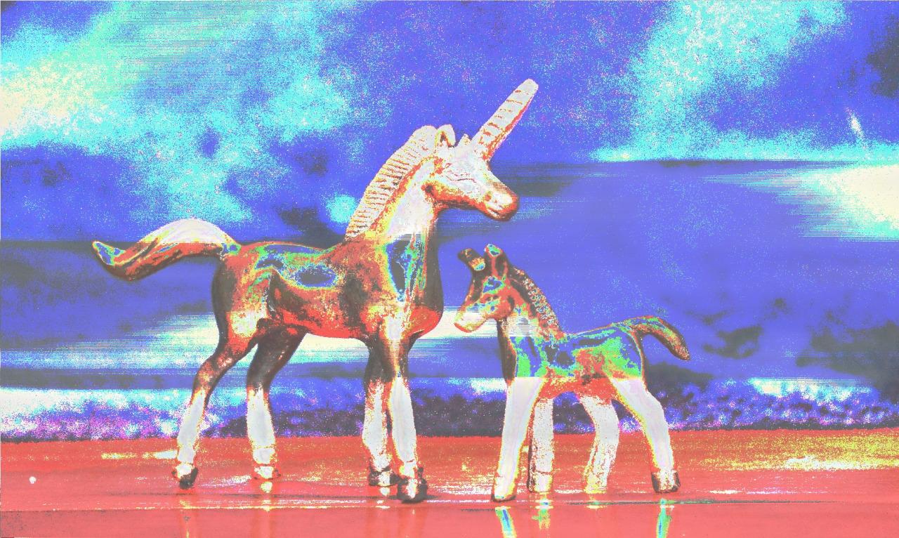 Databending Unicorns